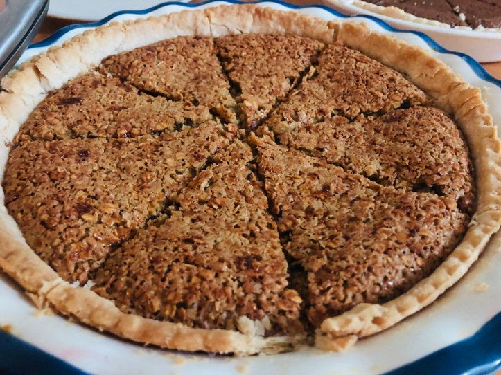 Oatmeal Pie
