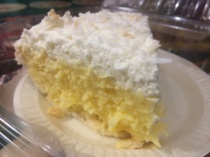 Litton Coconut Pie