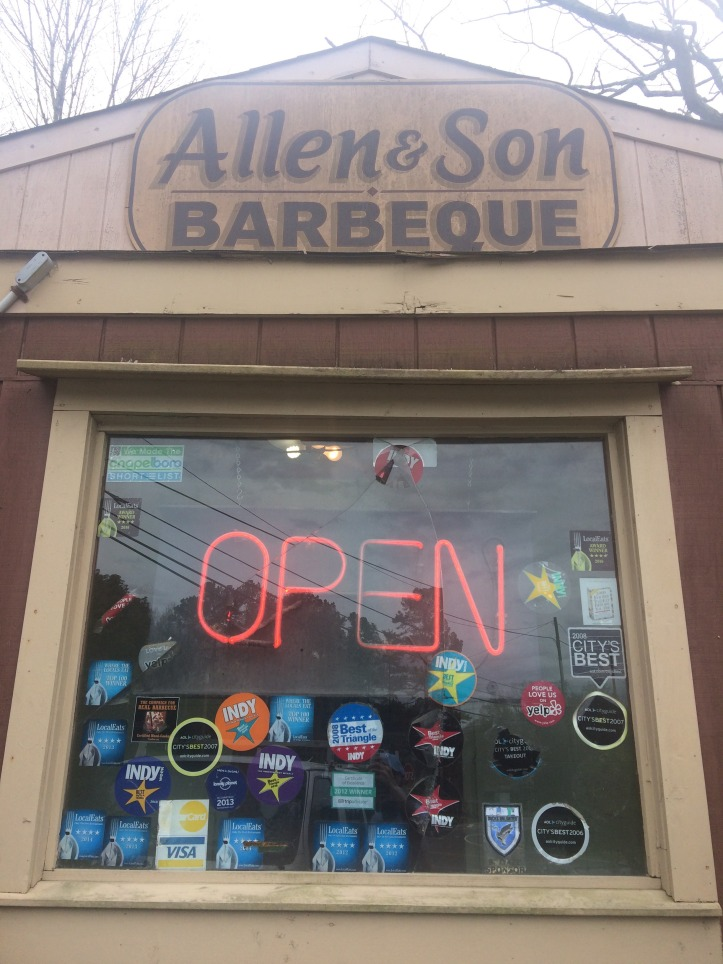 Allen & Son BBQ