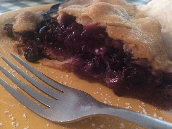 Allen & Son Blueberry Pie