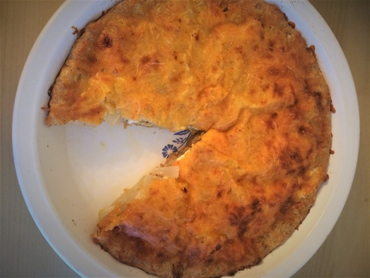 Vidalia Onion Pie 1
