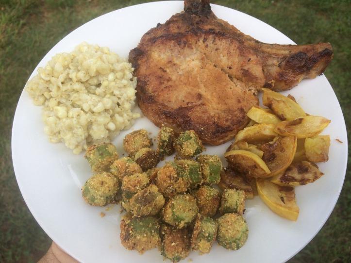 Farmers Market Dinner