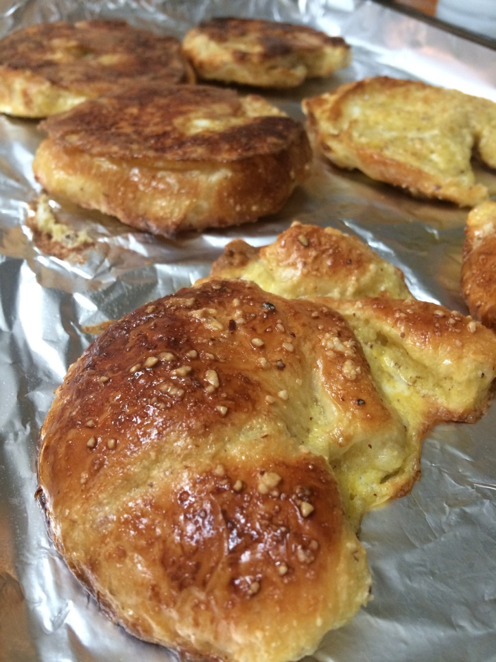 Croissant French Toast 1