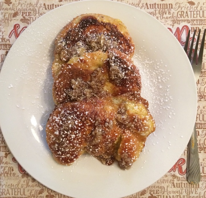 Croissant French Toast 2
