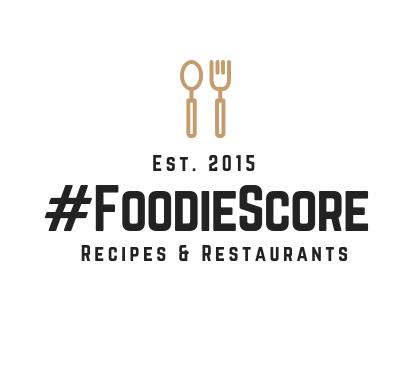 #FoodieScore Logo