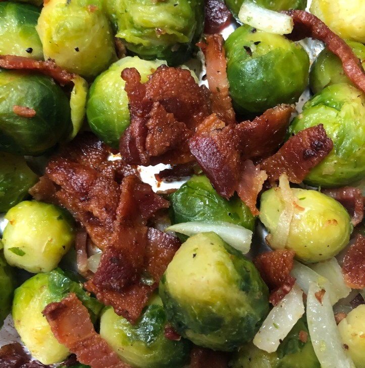 Brussels with Bacon