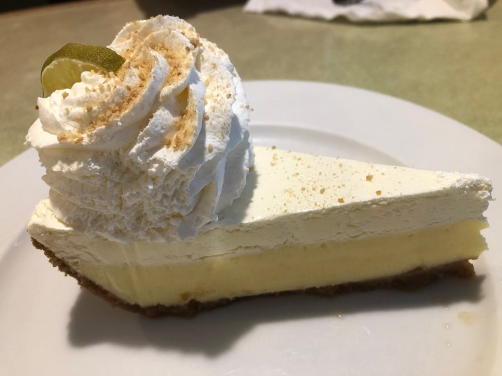 Landmark Pie