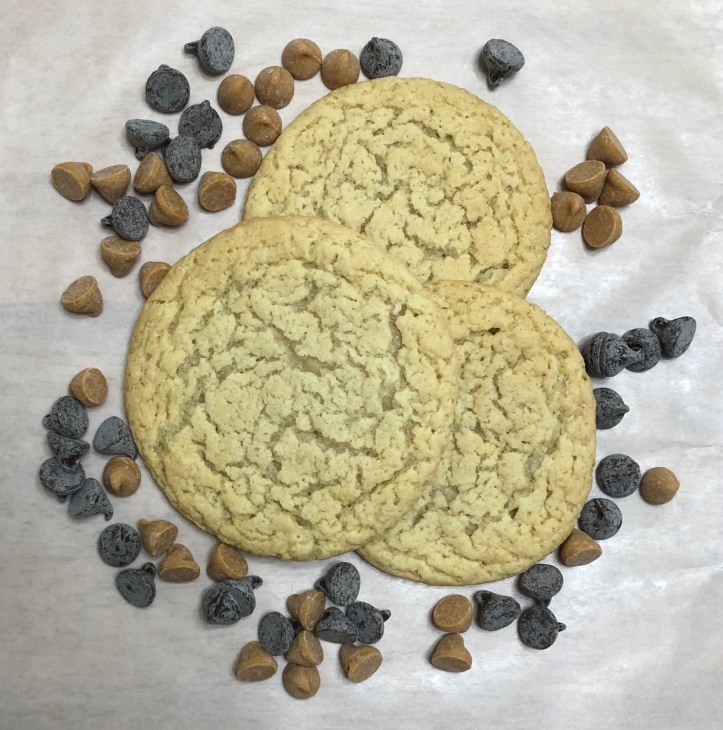 Sugar Cookies with Butterscotch & Chocolate Chips