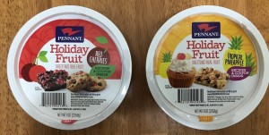 Fruit Cake Fruits